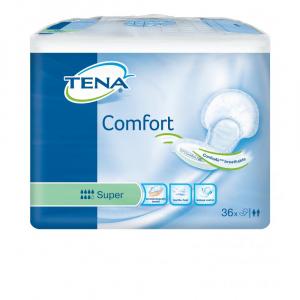 TENA Comfort super vložná inkontinenční plena 7 kapek 36 ks