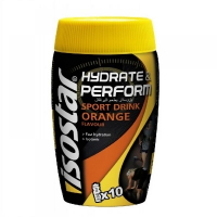 ISOSTAR Hydrate & Perform prášek ORANGE 400 g