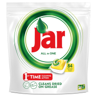 JAR Tablety do myčky Yellow 84 ks