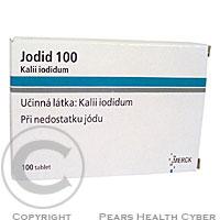 JODID 100  100 Tablety