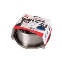 KARLIE FLAMINGO Chladící miska pro psy 28 cm 1400 ml