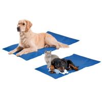 KARLIE FLAMINGO Chladící podložka pro psy a kočky, velikost XL 60x100 cm