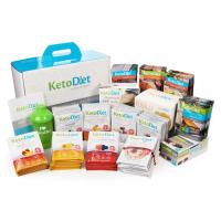 KetoDiet proteinová dieta MEDIUM 1. krok 105 porcí VÝHODNÉ balení