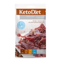 KETODIET Sušené maso hovězí jerky 3 porce