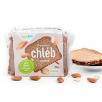 KETOLIFE Proteinový chléb s mandlemi 250 g