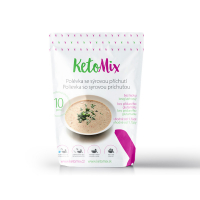 KETOMIX Proteinová polévka se sýrovou příchutí 10 porcí