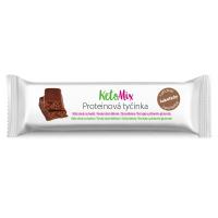 KETOMIX Proteinové tyčinky s příchutí čokolády 16 ks