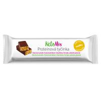 KETOMIX Proteinové tyčinky s příchutí vanilky 16 ks