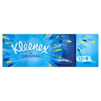 KLEENEX Original papírové kapesníky 12 kusů