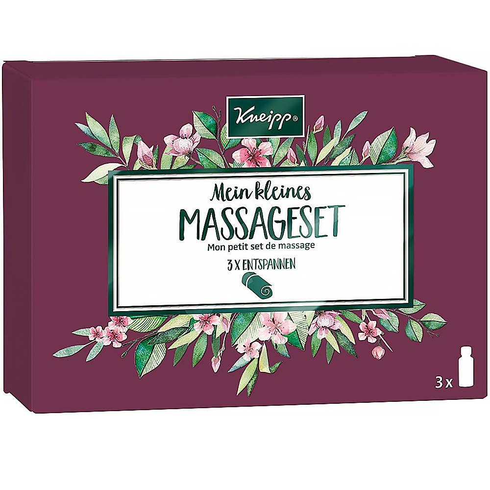 KNEIPP® sada masážních olejů 3× 20 ml