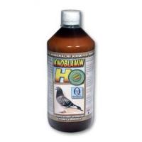 KNOBLAMIN H pro holuby česnekový olej 1l