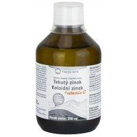 PHARMA ACTIV Koloidní zinek + vitamín C 300 ml