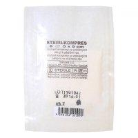 STERIWUND Sterilní kompresy z gázy 5x5 cm 2 kusy