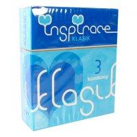 INSPIRACE Kondomy Klasik 3 kusy