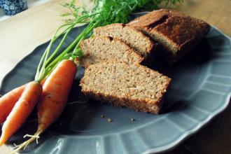 Kuchařkou: Mrkvový chlebíček