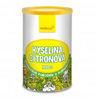 WOLFBERRY Kyselina citronová 1000 g