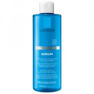LA ROCHE-POSAY Kerium Gelový šampon 400 ml