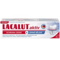 LACALUT Aktiv Zubní pasta Ochrana dásní&Jemné bělení 75 ml