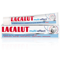 LACALUT Multi effect zubní pasta 75 ml