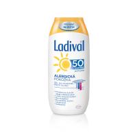 LADIVAL OF 50+ Gel alergická kůže 200 ml