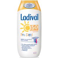 LADIVAL OF 50+ Mléko pro děti 200 ml