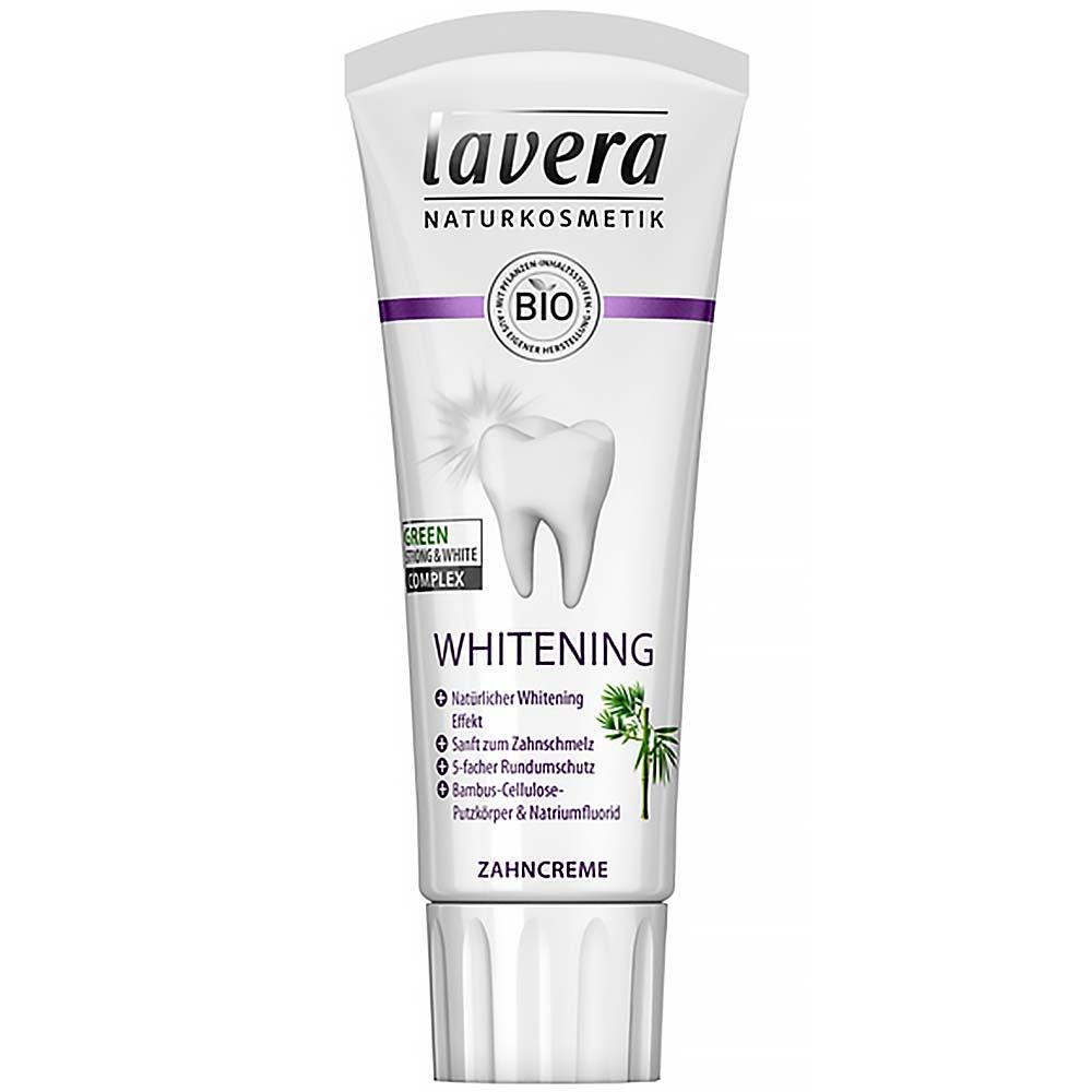 LAVERA Bělící zubní pasta 75 ml