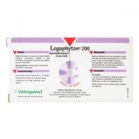 VÉTOQUINOL Legaphyton 200 mg 24 tablet
