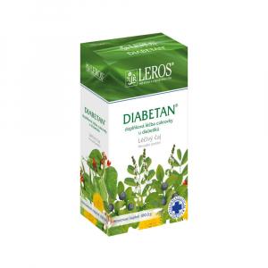 LEROS Diabetan Léčivý čaj sypaný 100 g