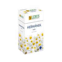 LEROS Heřmánek květ čaj sypaný 50 g