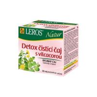 LEROS NATUR Detox čistící čaj s vilcacorou 10 sáčků