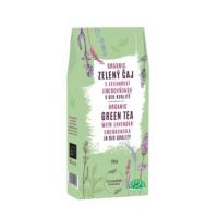 LEVANDULOVÉ ÚDOLÍ Zelený čaj s levandulí Chodouňskou 30 g BIO