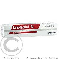 LINOLADIOL N  1X25GM Krém