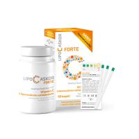 LIPO C ASKOR Forte vitamin C 520 mg  60 kapslí