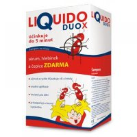 Liquido Duo X šampon na vši 200 ml + sérum ZDARMA