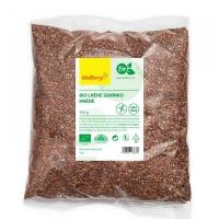 WOLFBERRY Lněné semínko hnědé BIO 500 g