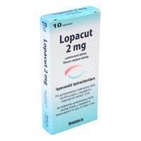 VITABALANS LOPACUT 2 MG  10X2MG Potahované tablety