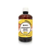 ARGI Lososový olej pro psy Premium 500 ml