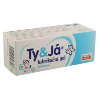DR. MÜLLER Ty&Já Lubrikační silikonový gel 50 ml