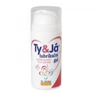 DR. MÜLLER Ty & Já Lubrikační parfémovaný gel vůní jahody 100 ml