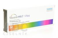 MINIRIN MELT 120 mcg 30 X 120 rg Lyofilizát