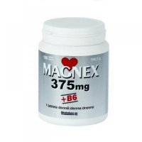 VITABALANS Magnex 375 mg + B6 180 tablet