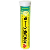 MAGNEX 375 mg + B6 20 rozpustných tablet