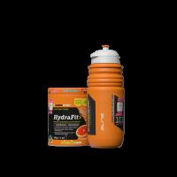 NAMEDSPORT Hydrafit 400 g s lahví Elite Giro