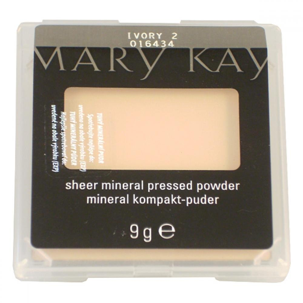 Mary Kay Mineral Powder Foundation minerální pudrový make-up 2 Ivory 8 g