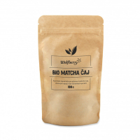 WOLFBERRY Matcha čaj 100 g BIO