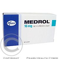 MEDROL 16 MG  50X16MG Tablety