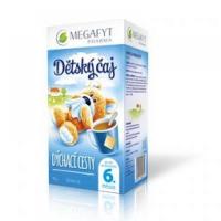 MEGAFYT Dětský čaj dýchací cesty 20 x 2 g