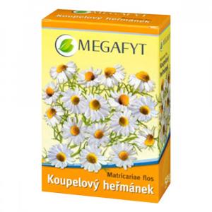 MEGAFYT Koupelový heřmánek 1x50 g