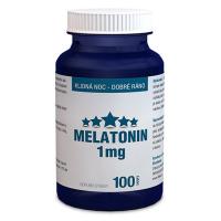 CLINICAL Melatonin 1 mg 100 tablet