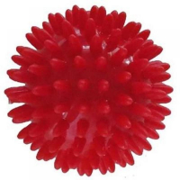 Míč masážní ježek průměr 8cm
